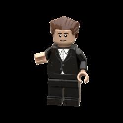 Bob Dylan Lego© Minifigures