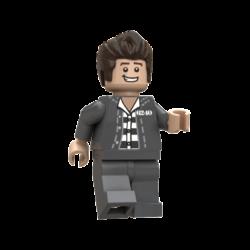Elvis Presley Lego© Minifigures