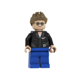 George Michael Lego© Minifigures